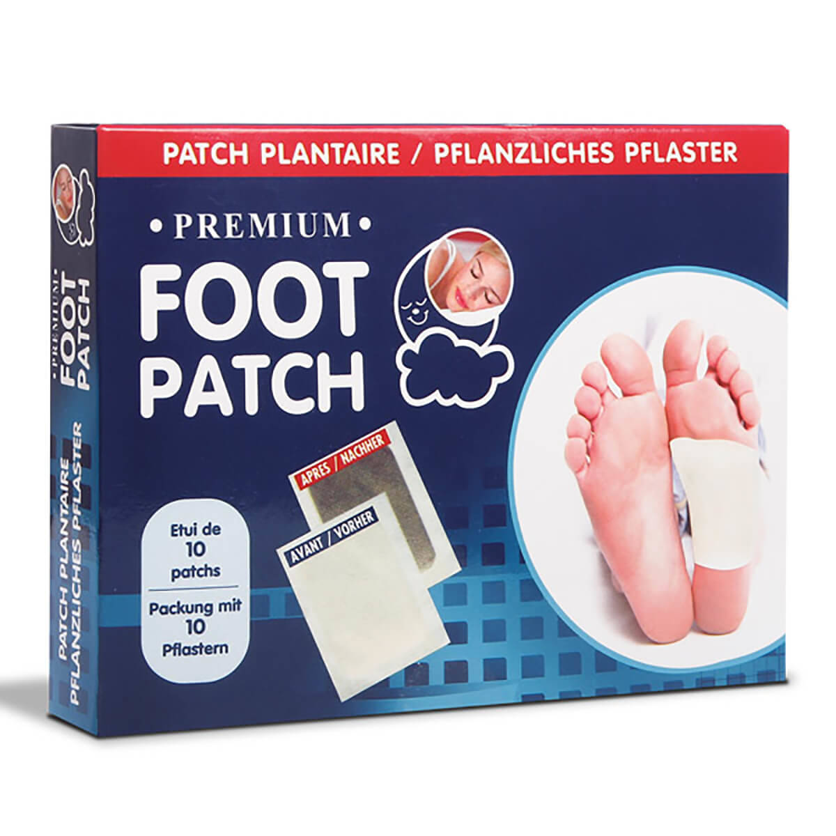 Premium Foot Patch 1 Packung